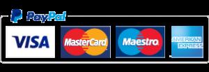 Mastercard Visa American Express