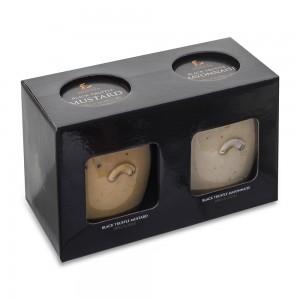 Black Truffle Mustard & Mayonnaise Gift Set