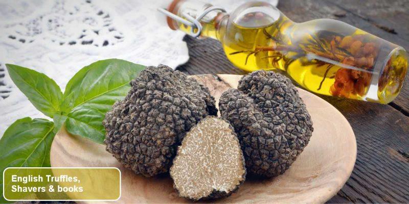 The English Truffle Company - Fresh English Black Truffles