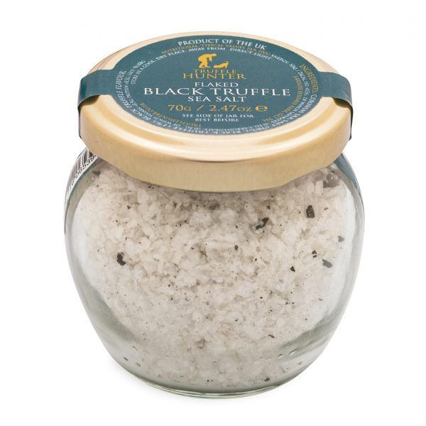 Flaked Black Truffle Salt