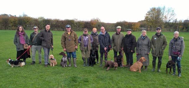 Trainees - Yeovil Workshop November 2019