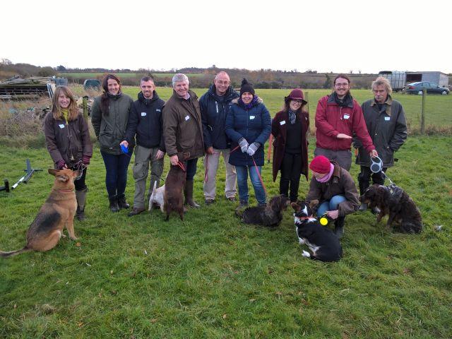 Workshop: Group photo (Sleaford)