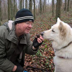 Truffle Dog Training Lessons