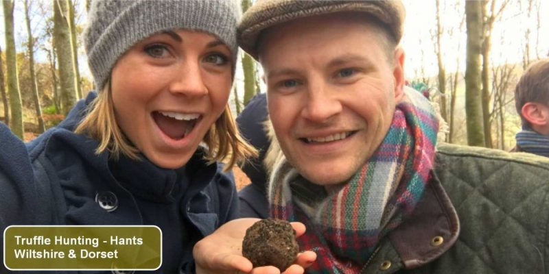 The English Truffle Company - Truffle Hunting - Hampshire, WIltshire and Dorset