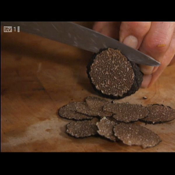 Our truffles on ITV's Countrywise Kitchen