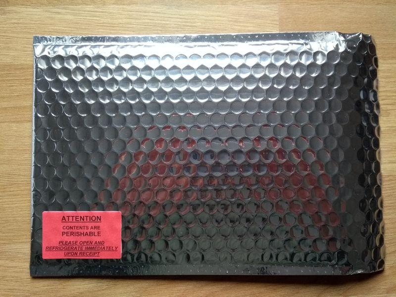 Foil bubble/padded envelope