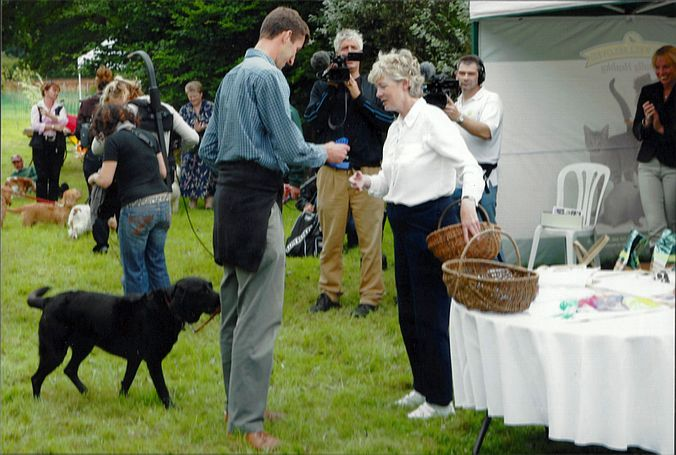 Truffle Hunting Championships 2008